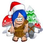 Carl the Caveman Christmas Adventures oyunu