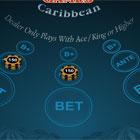 Carribean Stud Poker oyunu
