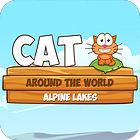 Cat Around The World: Alpine Lakes oyunu