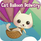 Cat Balloon Delivery oyunu