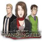 Cate West: The Vanishing Files oyunu