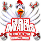 Chicken Invaders 3 Christmas Edition oyunu