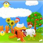 Chicken's Flying School oyunu