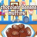 Chocolate Banana Muffins oyunu