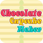 Chocolate Cupcake Maker oyunu