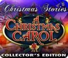 Christmas Stories: A Christmas Carol Collector's Edition oyunu