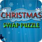 Christmas Swap Puzzle oyunu