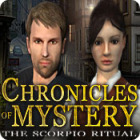 Chronicles of Mystery: The Scorpio Ritual oyunu