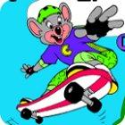 Chuck E. Cheese's Skateboard Challenge oyunu