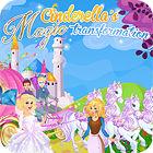 Cinderella Magic Transformation oyunu