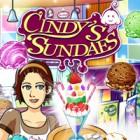 Cindy's Sundaes oyunu