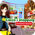 Claire's Christmas Shopping oyunu