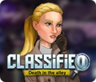 Classified: Death in the Alley oyunu