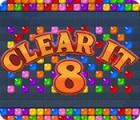 ClearIt 8 oyunu