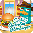Cooking American Hamburger oyunu