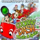 Cooking Dash 3: Thrills and Spills Collector's Edition oyunu