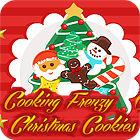 Cooking Frenzy. Christmas Cookies oyunu
