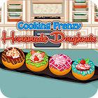 Cooking Frenzy: Homemade Donuts oyunu