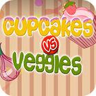 Cupcakes VS Veggies oyunu