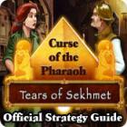 Curse of the Pharaoh: Tears of Sekhmet Strategy Guide oyunu