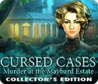 Cursed Cases: Murder at the Maybard Estate Collector's Edition oyunu