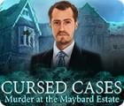 Cursed Cases: Murder at the Maybard Estate oyunu