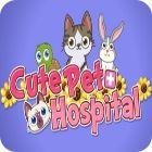 Cute Pet Hospital oyunu