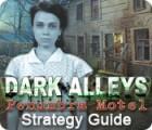 Dark Alleys: Penumbra Motel Strategy Guide oyunu