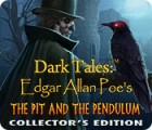 Dark Tales: Edgar Allan Poe's The Pit and the Pendulum Collector's Edition oyunu
