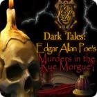 Dark Tales: Edgar Allan Poe`s Murders in the Rue Morgue Collector`s Edition oyunu