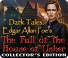 Dark Tales: Edgar Allan Poe's The Fall of the House of Usher Collector's Edition oyunu