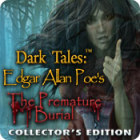 Dark Tales: Edgar Allan Poe's The Premature Burial Collector's Edition oyunu