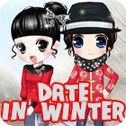 Date In Winter oyunu