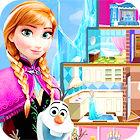 Decorate Frozen Castle oyunu