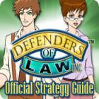 Defenders of Law Strategy Guide oyunu