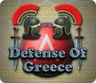 Defense of Greece oyunu