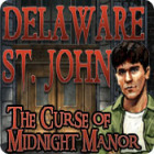 Delaware St. John - The Curse of Midnight Manor oyunu