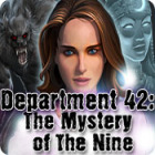 Department 42: The Mystery of the Nine oyunu