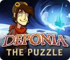 Deponia: The Puzzle oyunu