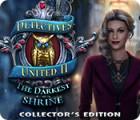 Detectives United II: The Darkest Shrine Collector's Edition oyunu
