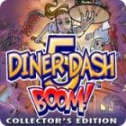 Diner Dash 5: Boom Collector's Edition oyunu