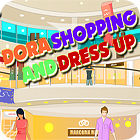 Dora - Shopping And Dress Up oyunu