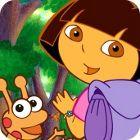 Dora the Explorer: Online Coloring Page oyunu