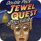 Double Pack Jewel Quest Solitaire oyunu