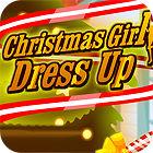 Dress-Up Christmas Girl oyunu