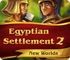 Egyptian Settlement 2: New Worlds oyunu