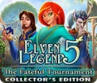 Elven Legend 5: The Fateful Tournament Collector's Edition oyunu