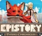 Epistory: Typing Chronicles oyunu