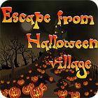 Escape From Halloween Village oyunu