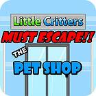 Escape The Pet Shop oyunu